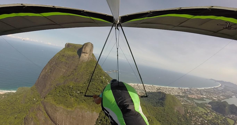 Asa Delta e Parapente no Rio de Janeiro