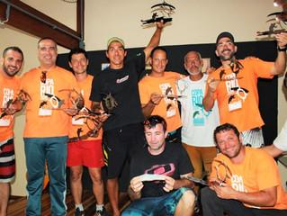 Érico Oliveira conquista o Título de Campeão Estadual no Rio.