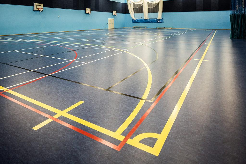 Ashlyns Sports Hall Architects