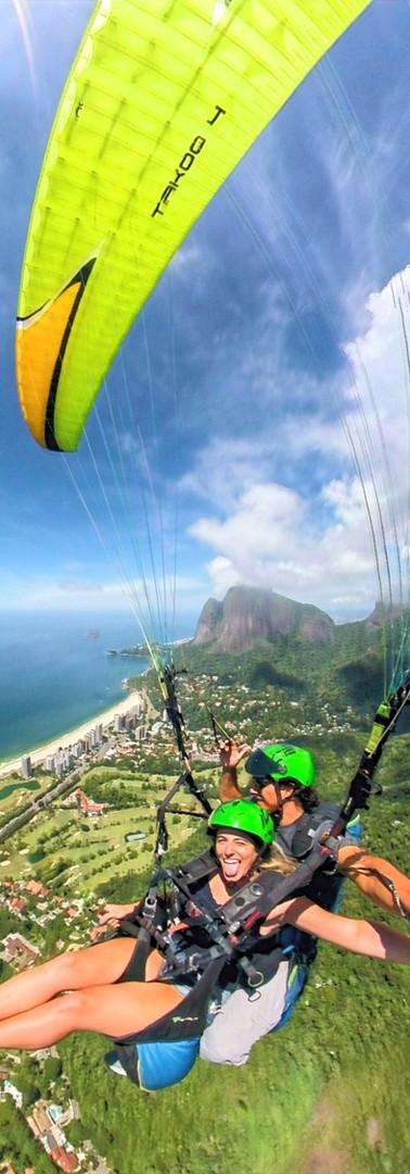 Parapente Rio de Janeiro - ActionFly Voo Livre