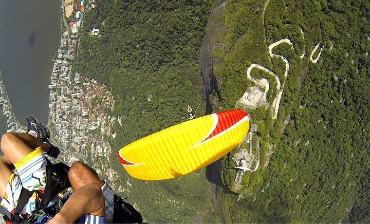 Parapente e Asa Delta Rio