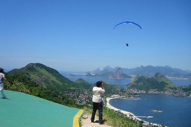 Voo Duplo Parapente no Rio - ActionFly