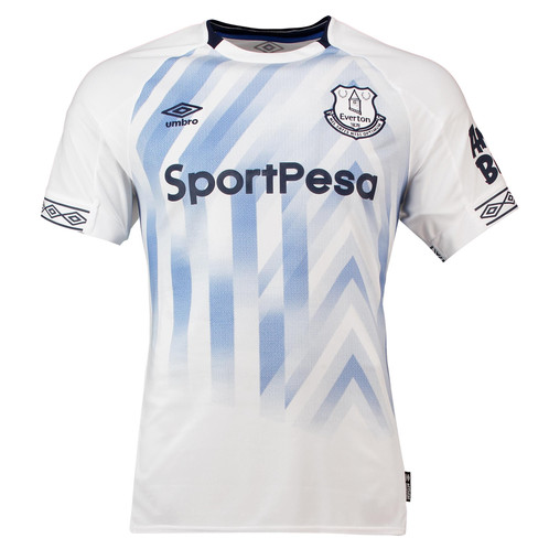 best sneakers 7a444 7c082 Everton FC Third Kit 18/19