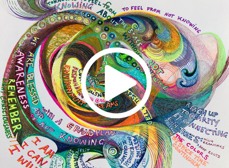 How to Use Visual Journaling to Create  Greater Flow