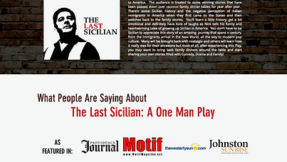 The Last Sicilian