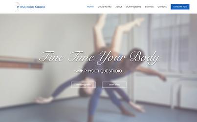 Physiotique Studio
