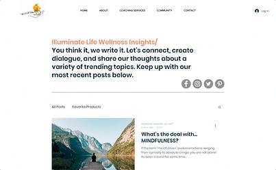 Illuminate Life Wellness