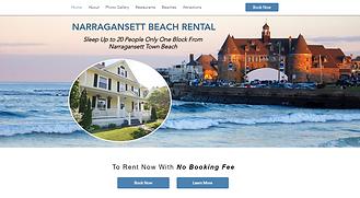 Narragansett Beach Rental