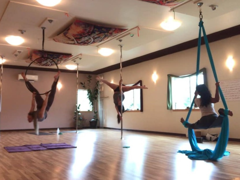 Circus Saturday at The Yoga Path