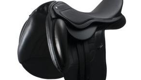 L & R The Ellipse™ Mono Flap Dressage Saddle