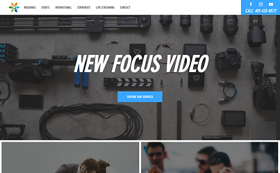 New Focus Video