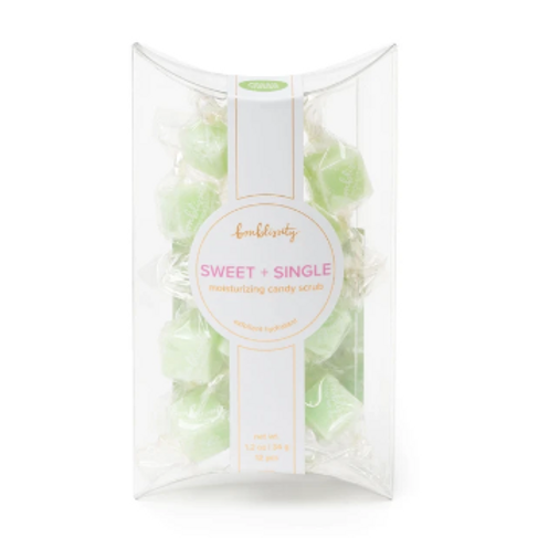 Mini-Me Pack: Sweet + Single Candy Scrub - Fresh Lemongrass