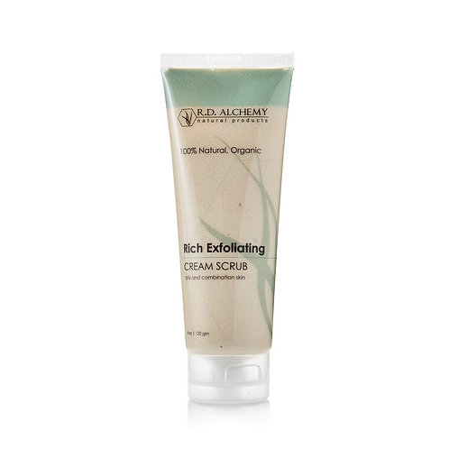 Rich Exfoliating Cream Scrub
