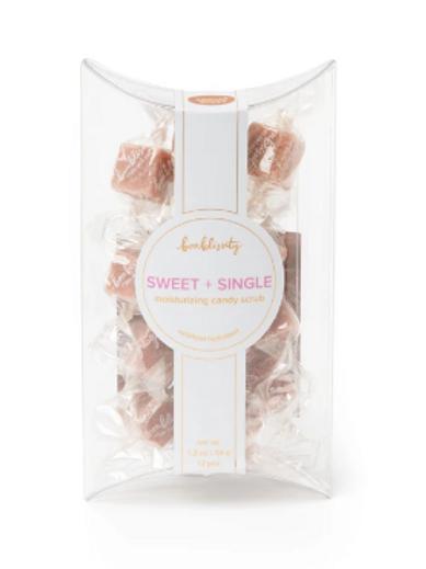 Mini-Me Pack: Sweet + Single Candy Scrub - Vanilla Brown Sugar