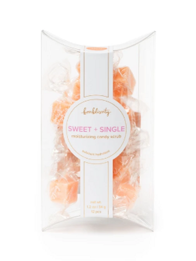 Mini-Me Pack: Sweet + Single Candy Scrub - Sweet Satsuma