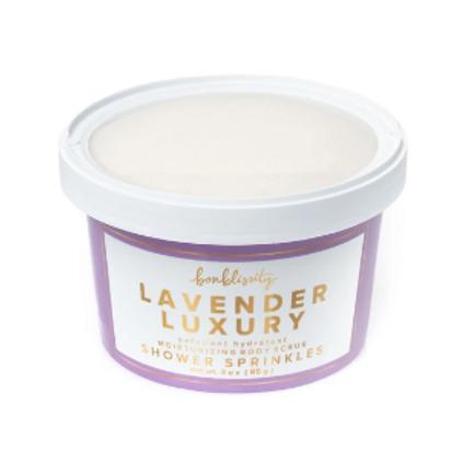 Shower Sprinkles Body Scrub - Lavender Luxury