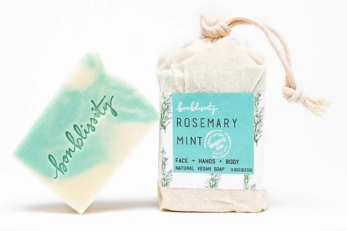 Vegan Soap - Rosemary Mint