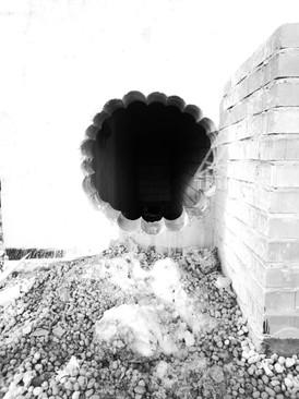 алмазное бурение бетонной стены