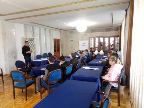 Гроссмейстерский центр ЮФО, с. Бжид.