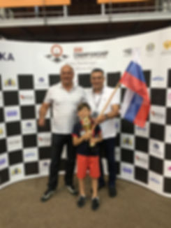 Зураб Азмайпарашвили, Надырханов Сергей и Морозов Савелий