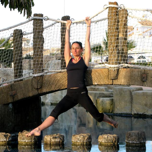 pilates hang strength fitness