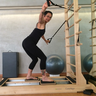 balance pilates equipment