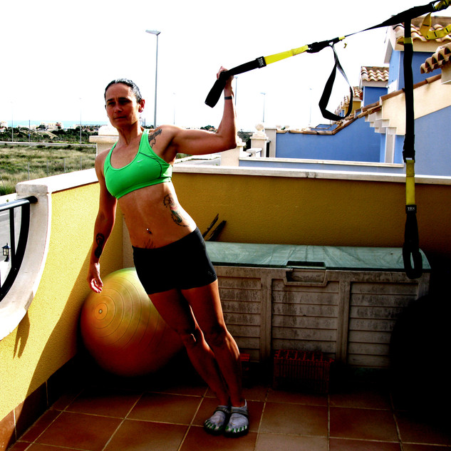 trx fitness balance strength