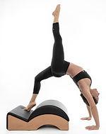 backbend yoga pilates mat