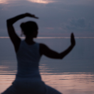 yoga balance breathe