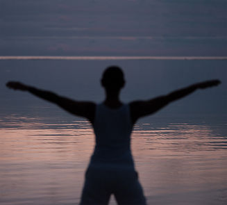 calm yoga breathe