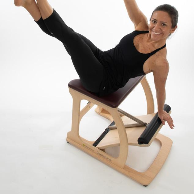 pilates teaser chair advanced
