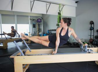 Lisa Jones Pilates Reformer Advanced