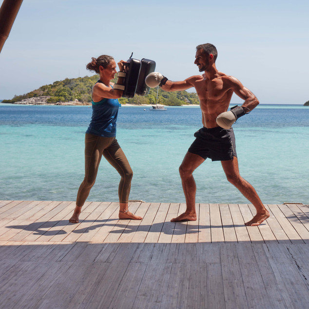 boxing fitness strength
