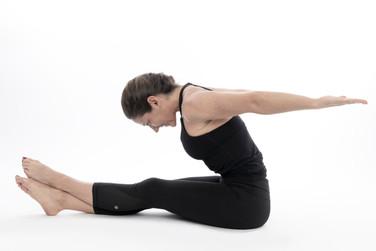 Ana Pernas Pilates mat Roll up