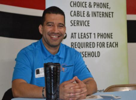 Volunteer Of The Month: Michael Zeledon
