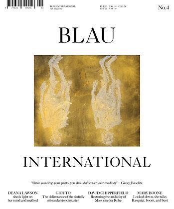 BLAU INTERNATIONAL