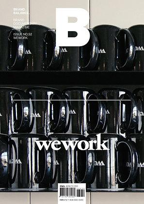 Magazine B WeWork