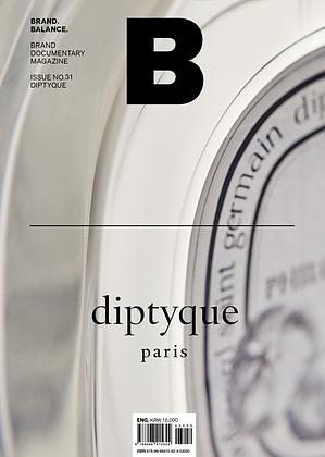 Magazine B Diptyque