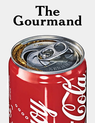Couverture the gourmand magazine issue 13