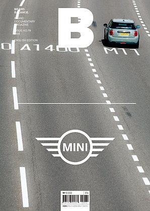 Couverture magazine B mini