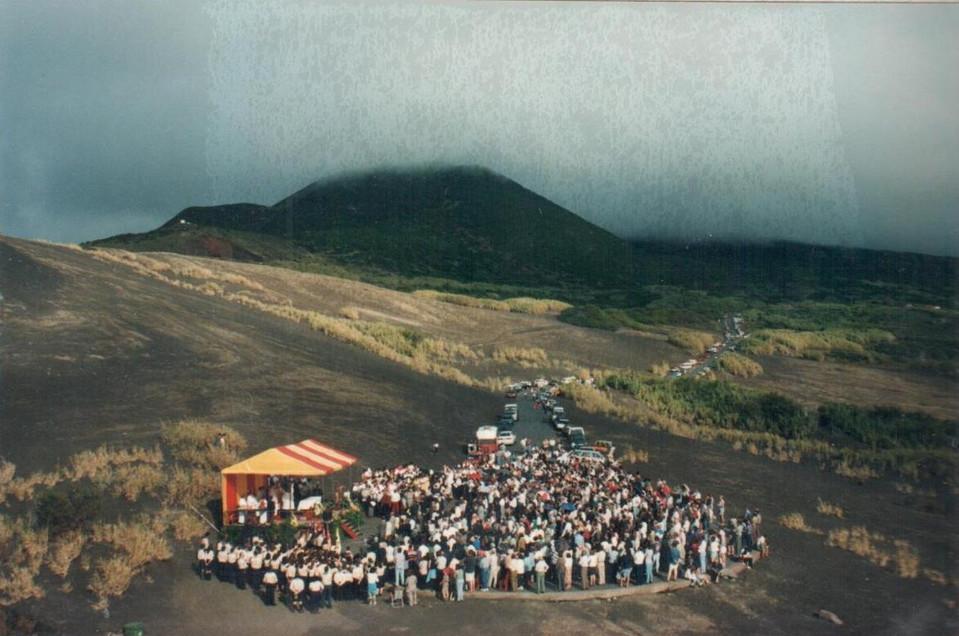 Comemorações do 40º aniversário do Vulcão dos Capelinhos