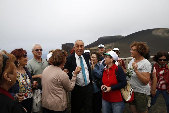 Visita Presidencial em 2017
