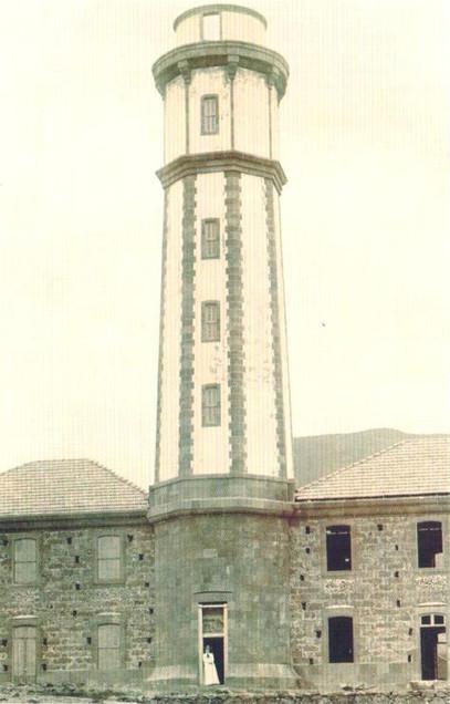 Visita Régia 1901 – Rainha Dona Amélia em visita ao Farol dos Capelinhos