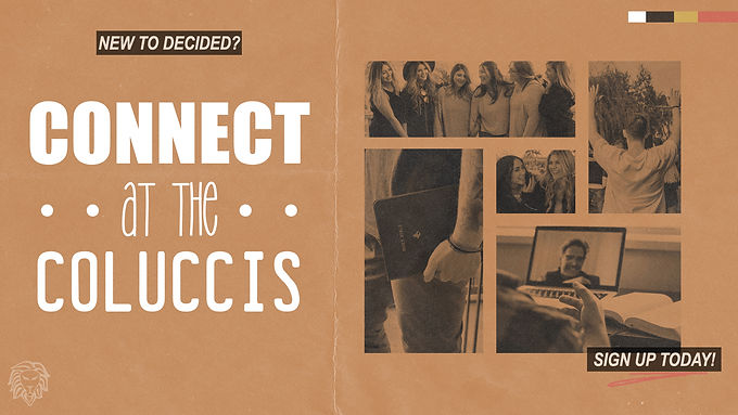 Connect At The Colucci's