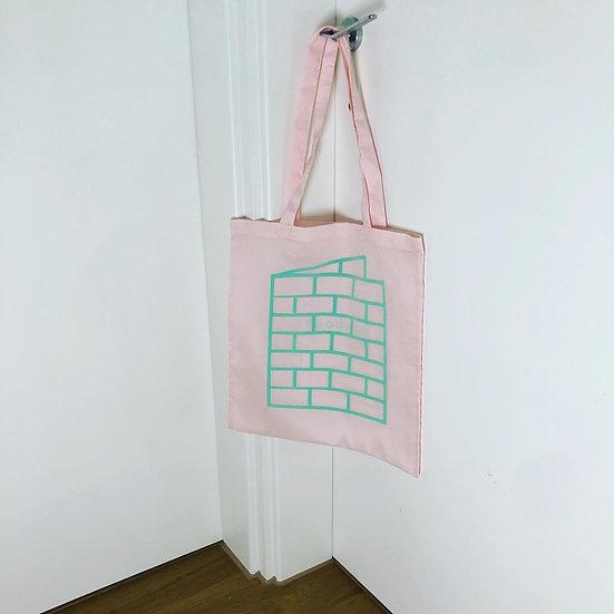 Brick Book Bag
