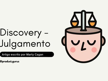 Discovery - Julgamento