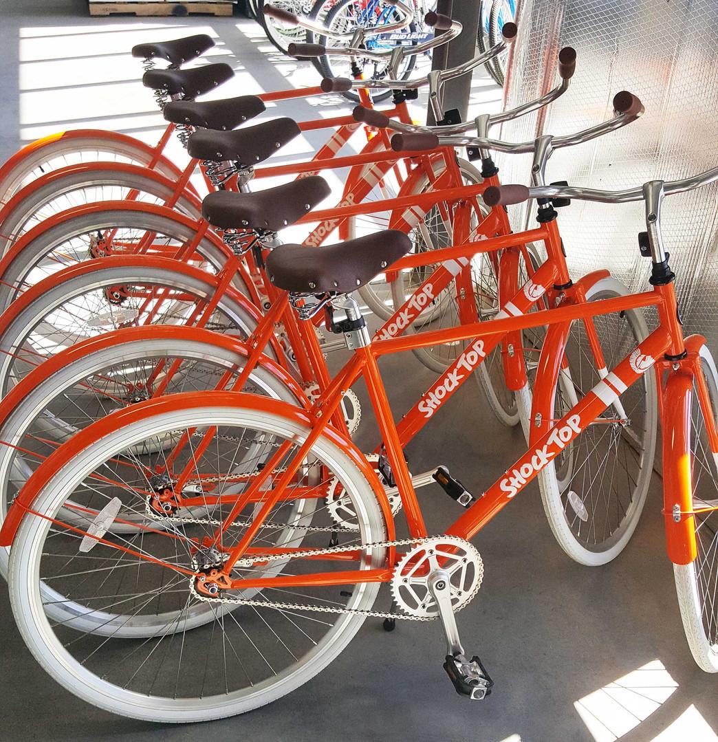Custom Shock Top Bikes