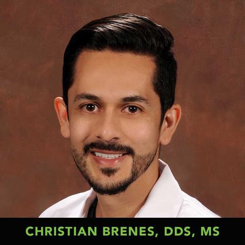 Christian Brenes DDS, MS