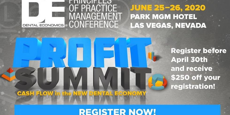 DE Profit Summit