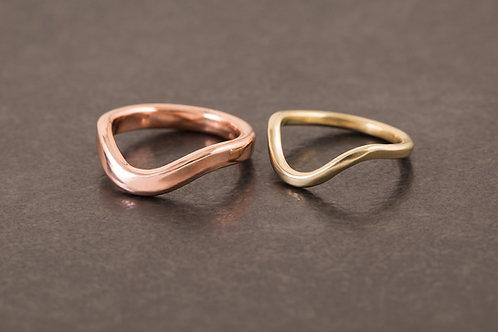 雙人銅質 對戒/婚戒基本價  (價格依款式/材質而異)